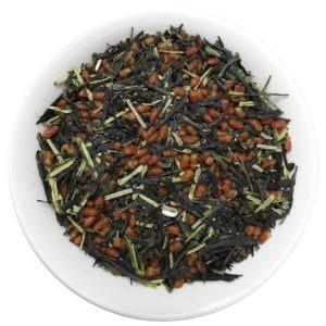 Genmaicha – čaj s praženou rýží