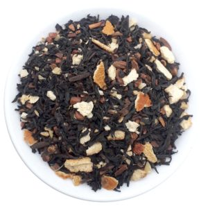 Glögg čaj 7 uspokojení, Černý ovoněný čaj svařák