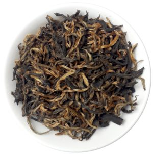 Diang Hong Gong Fu – červený čaj z Meng Hai