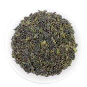 Gou Qing – Zelené háčky
