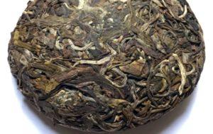 2017 Jing Mai Sheng Gushu – Světlý puerh z divokých čajovníků