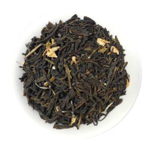 Vietnamský jasmínový čaj – zelený čaj s jasmínem