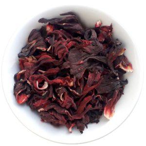 Karkade – Ibišek Súdánský – ovocný nápoj z květu Ibišku (Sléz)