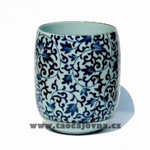 Květový jemný vyšší šálek, Kalíšek na japonský čaj