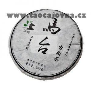 2013 Matai lisovaný koláč, Světlý puerh z Lincang