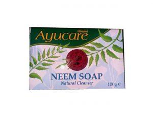Mýdlo s neemovým olejem, Přírodní ajurvédské mýdlo