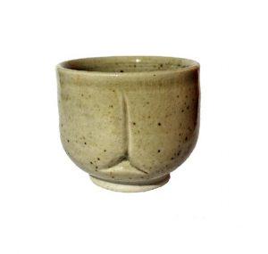 Malý pískový kalíšek – originál – Kalíšek na čaj z keramiky