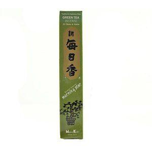 Nippon M/S Green Tea 50 kusů, Tyčinky s vůní zeleného čaje
