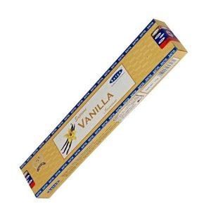 Tyčinky Shrinivas Vanilla- Indické tyčky s vůní vanilky