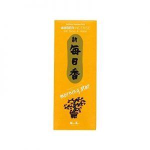 Tyčinky Nippon Amber 200 ks, Kvalitní tyčky Nippon M/S
