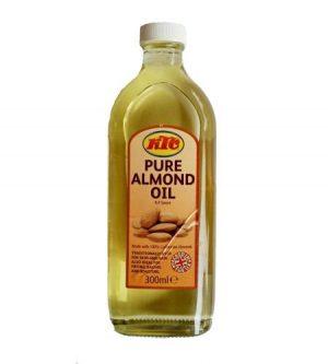 Mandlový olej 100% – Přírodní mandlový olej
