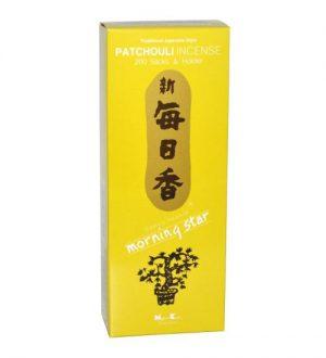 Tyčinky Nippon M/S Patchouli, Tyčky s květinovou vůní pačuli