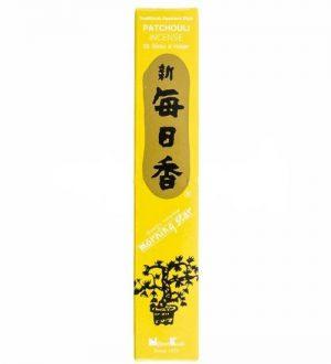 Nippon M/S Patchouli 50 ks, Tyčky s květinovou vůní pačuli