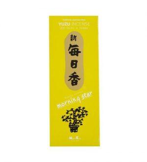 Tyčinky Nippon M/S Yuzu, Vonné tyčky s vůní citrusů