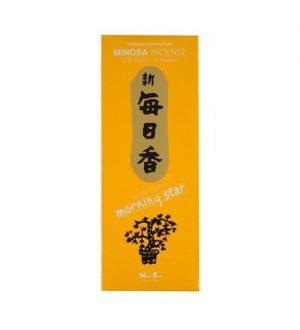 Tyčinky Nippon M/S Mimosa, Omamná vůně květu mimosy