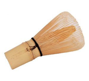 Chasen metlička na matchu – Bambusová matcha metlička