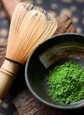 Matcha na čajový obřad – Práškový čaj ke šlehání