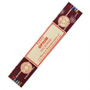 Vonné tyčinky Satya Opium- Indické tyčky Satya s vůní opia