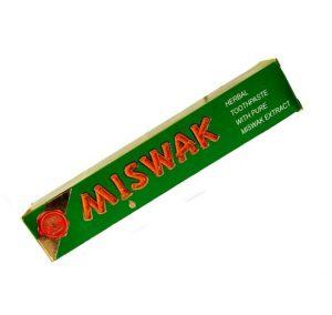 Zubní pasta Miswak – Přírodní pasta na zuby