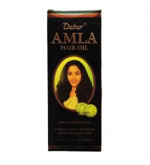 Ajurvédský olej na vlasy Amla – Olej proti vypadávání vlasů