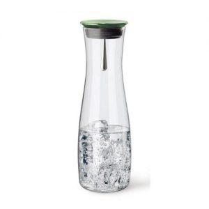 Elegantní karafa ze skla – Skleněná karafa s uzávěrem