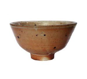 Hnědá miska na čaj – Originální hnědý kalíšek na čaj