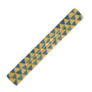 Stojánek na tyčky – keramický, Vzorovaný stojánek na vonné tyčky