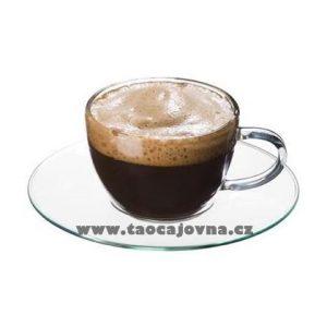 Hrnek ze skla – Piccolo, Sklenka na čaj a kávu – 100ml