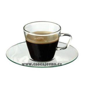 Hrnek ze skla – Presso, Sklenka na čaj a kávu – 80ml