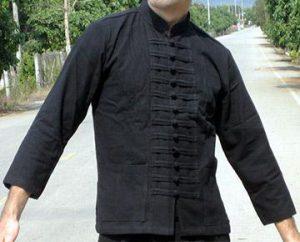 Mistrovská čínská košile – Košile na tai chi pro muže