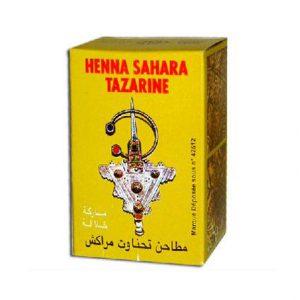 Přírodní henna pro světlé vlasy, Henna pro přírodní barvení