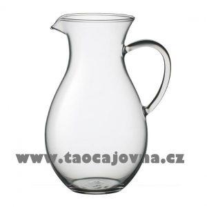Klasický skleněný džbánek – Džbán z varného skla