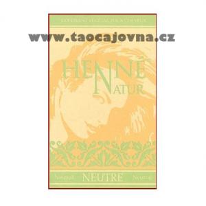 Henna na vlasy Bezbarvá, Přírodní zdravá výživová kůra