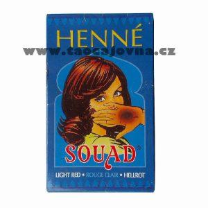 Henna na vlasy světle červená, Přírodní zdravá barva na vlasy
