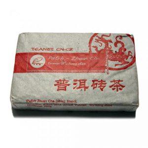 2012 Wu Liang Shan puerh – tmavá cihla 250g