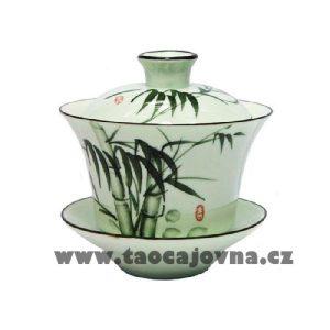 Zhong s motivem bambusu – Gaiwan – 160ml
