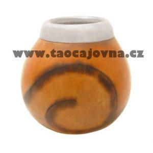Calabassa zdobená na Yerbu, Tradiční tykev na Maté