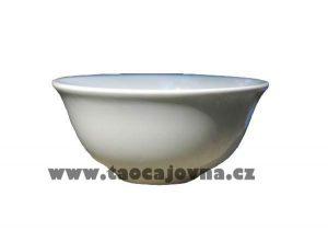 Bílá čínská miska na čaj, Čajová miska 150ml