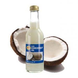 Kokosový olej – Všestranný kokosový olej