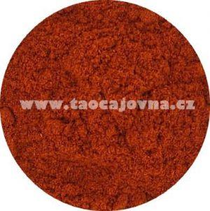 Paprika sladká mletá – Červená sladká paprika uzená