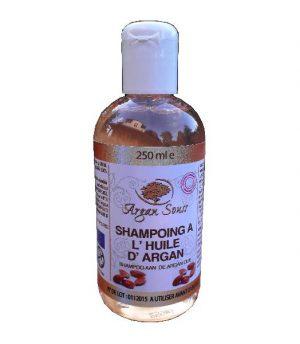 Arganový šampón, Šampón na suché vlasy