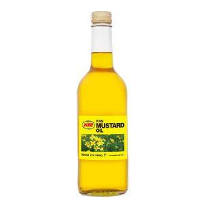 Hořčičný olej, Prohřívací masážní olej