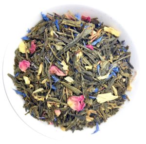 Sencha Morningflavour – Aromatizovaný čaj