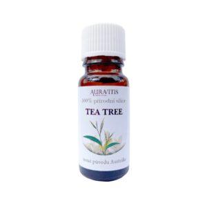 Tea tree olej – 10ml přírodní silice – unikátní antiseptický přírodní výtažek
