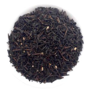 Zázvorový čaj – Černý čaj se zázvorem
