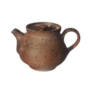 Keramická konvička matná – Pálená v peci na dřevo – 120ml