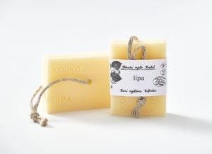 Přírodní mýdlo Koukol – LÍPA