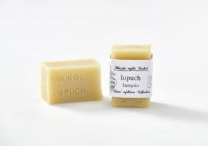 Přírodní mýdlo Koukol – Šampon – LOPUCH