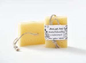 Přírodní mýdlo Koukol – MATEŘÍDOUŠKA A DOBROMYSL