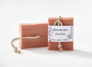 Přírodní mýdlo Koukol – TŘEZALKA